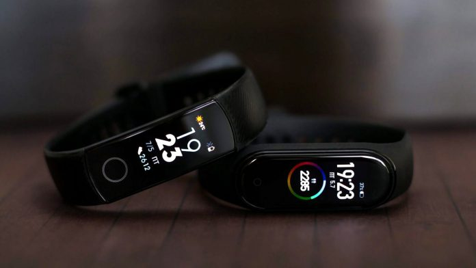 Mi Band 4 and Honor Band 5 Comparison: Check out the best fitness tracker for you.