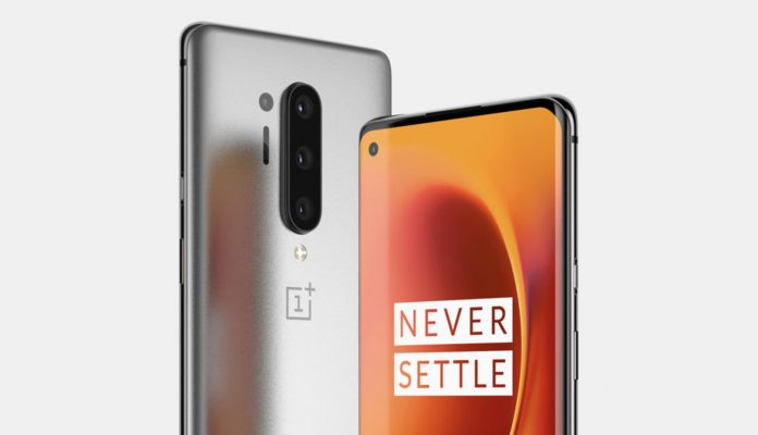 OnePlus 8 Pro Leaks First Look, To Have Tip-Hole Punch Design