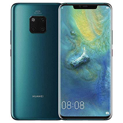 Huawei Mate 20 Pro is selling at a price of Rs. 49,990, this sale.