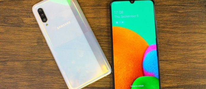 Samsung Galaxy A91 is expected to debut sometime later this month