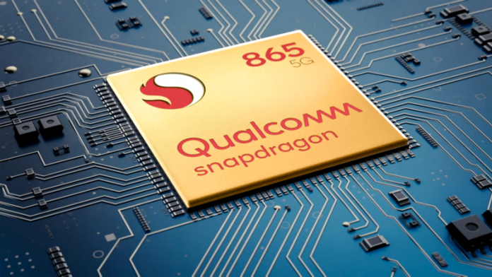 Qualcomm Snapdragon Processor 865 gets 20 per cent faster graphics performance.