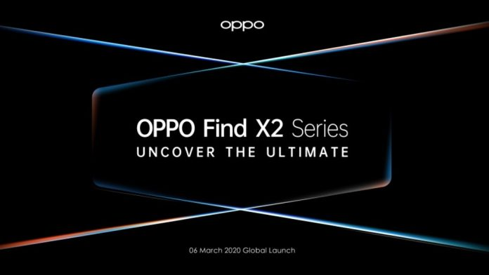 Oppo Find X2 to launch with 3K resolution with 120hz refresh rate.