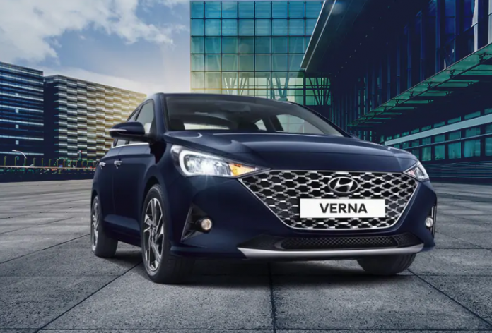 Hyundai Verna 2020 Facelift To Launch In April 2020.