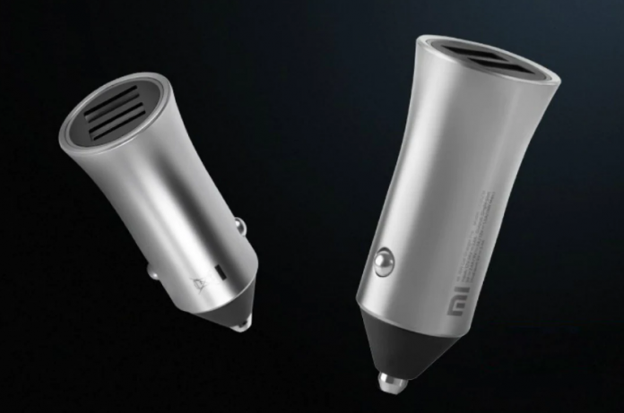 Mi Car Charger Pro 18W Priced at Rs. 799.