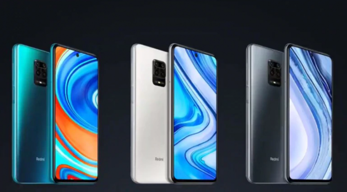 Redmi Note 9 Series Launched in India.