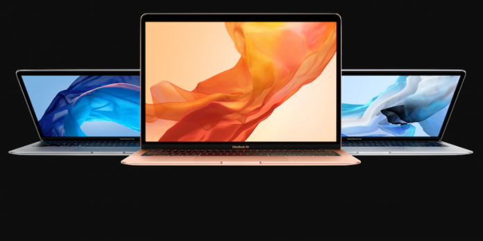 Macbook Air 2020 and Macbook Pro 2020 to release as early as next week.