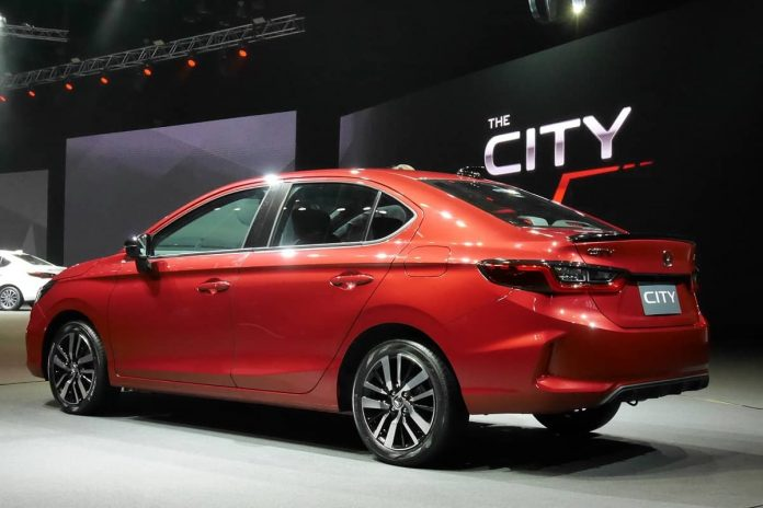New Honda City 2020 Details Revealed Ahead Of Launch.