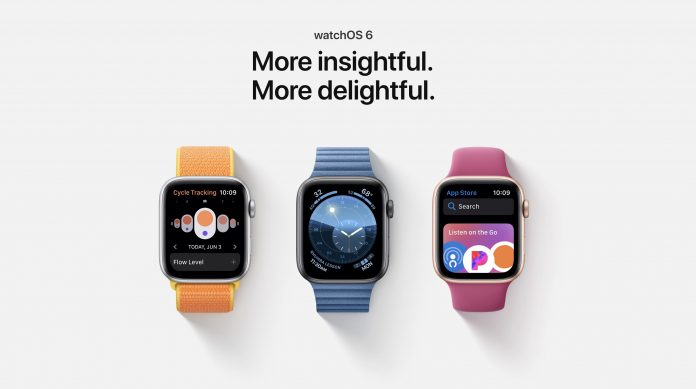 Apple Watch Series 6 to launch in 2nd week of September.