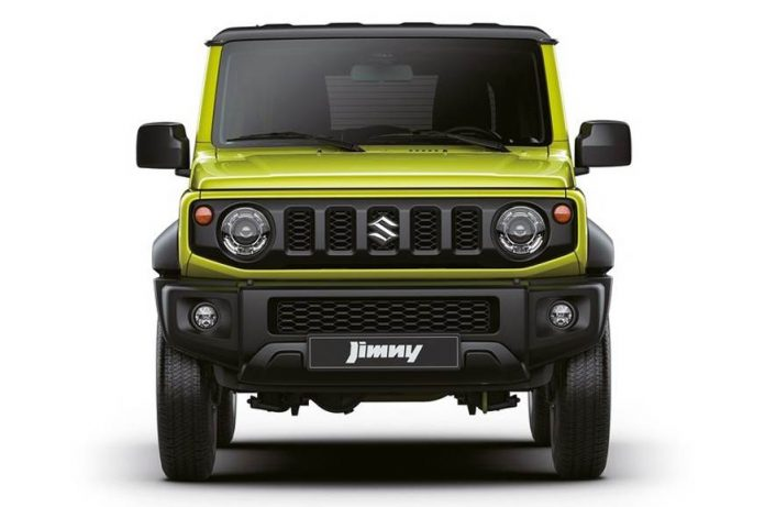 Maruti Suzuki Jimny India To Launch Early 2021.