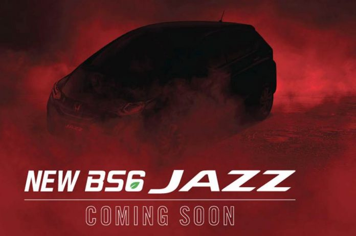 2020 Honda Jazz BS6 To Launch Soon. Check What To Expect.