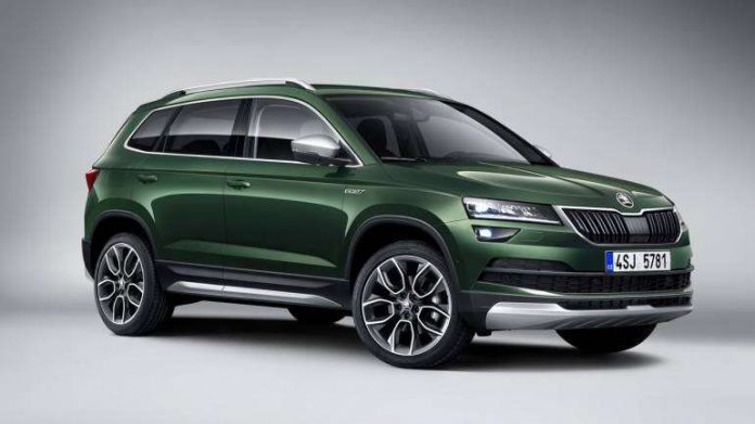 Skoda Karoq to launch in India this year. To compete with Seltos & Jeep compass.