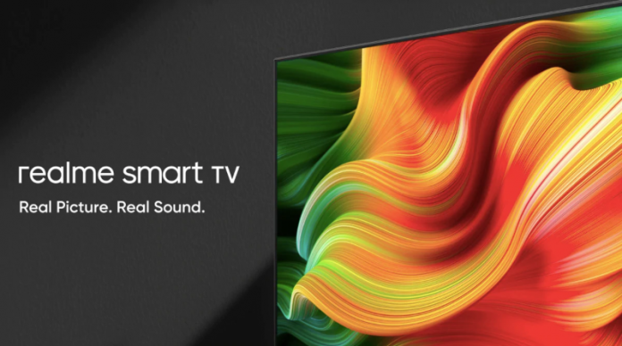 Realme First Smart TV To Launch In India.