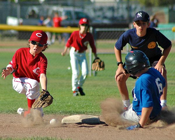 Baseball Positions & Responsibilities