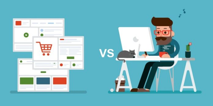 Website Builder vs Website Designer