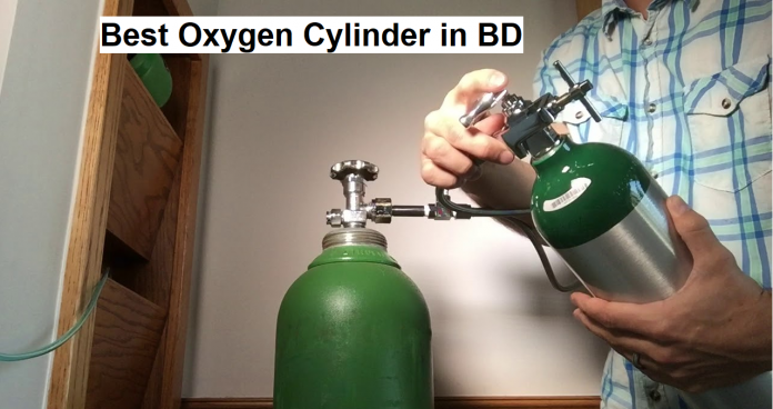 Buy the Best Oxygen Cylinder in BD