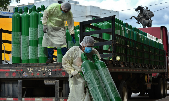 Oxygen Cylinder Service Provider in Bangladesh