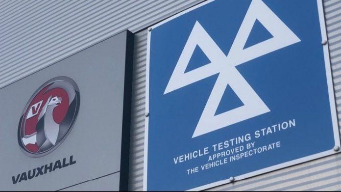 Mot Test Centre