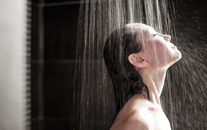why showering everyday is important