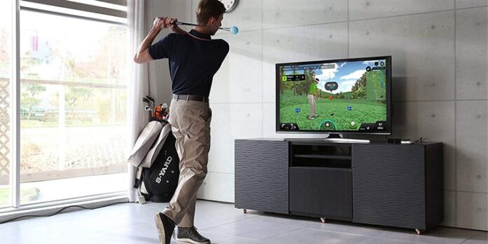 golf simulator for sale