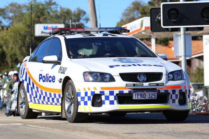 australia police check