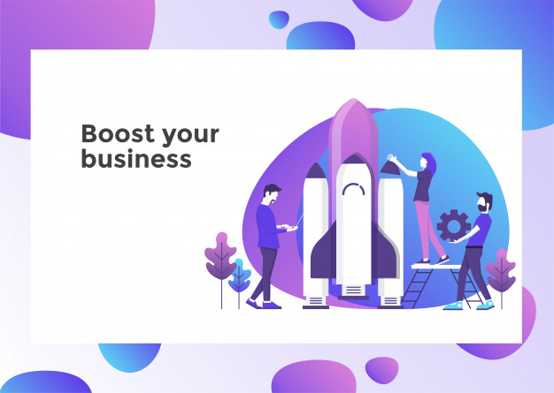 boost business image