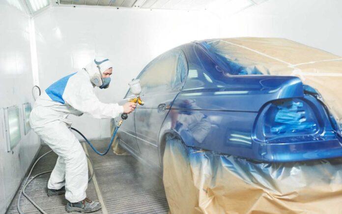 car-repainting