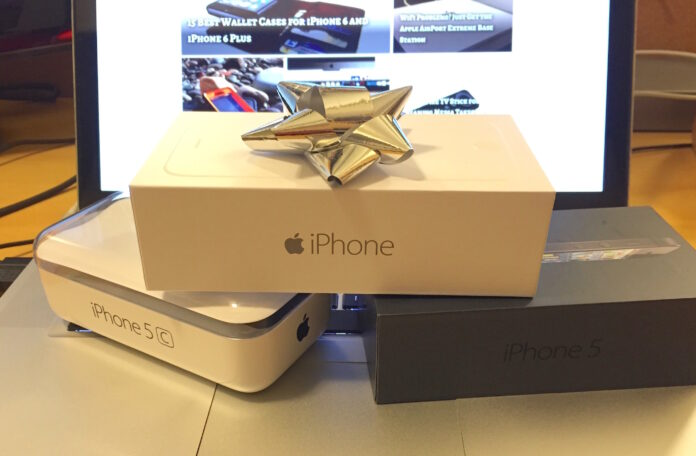 iphone as a gift